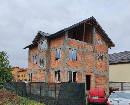 Termopane Bucuresti - casa Fundeni