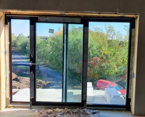 tilt and slide doors