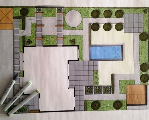 proiect casa cu parter