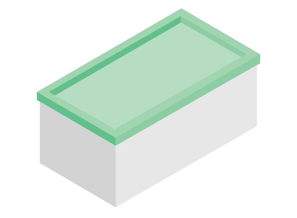 acoperis plat model 2