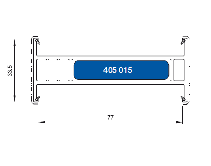 profil de cuplare de rigidizare