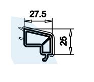 bagheta geam termopan 32mm softline 82 MD